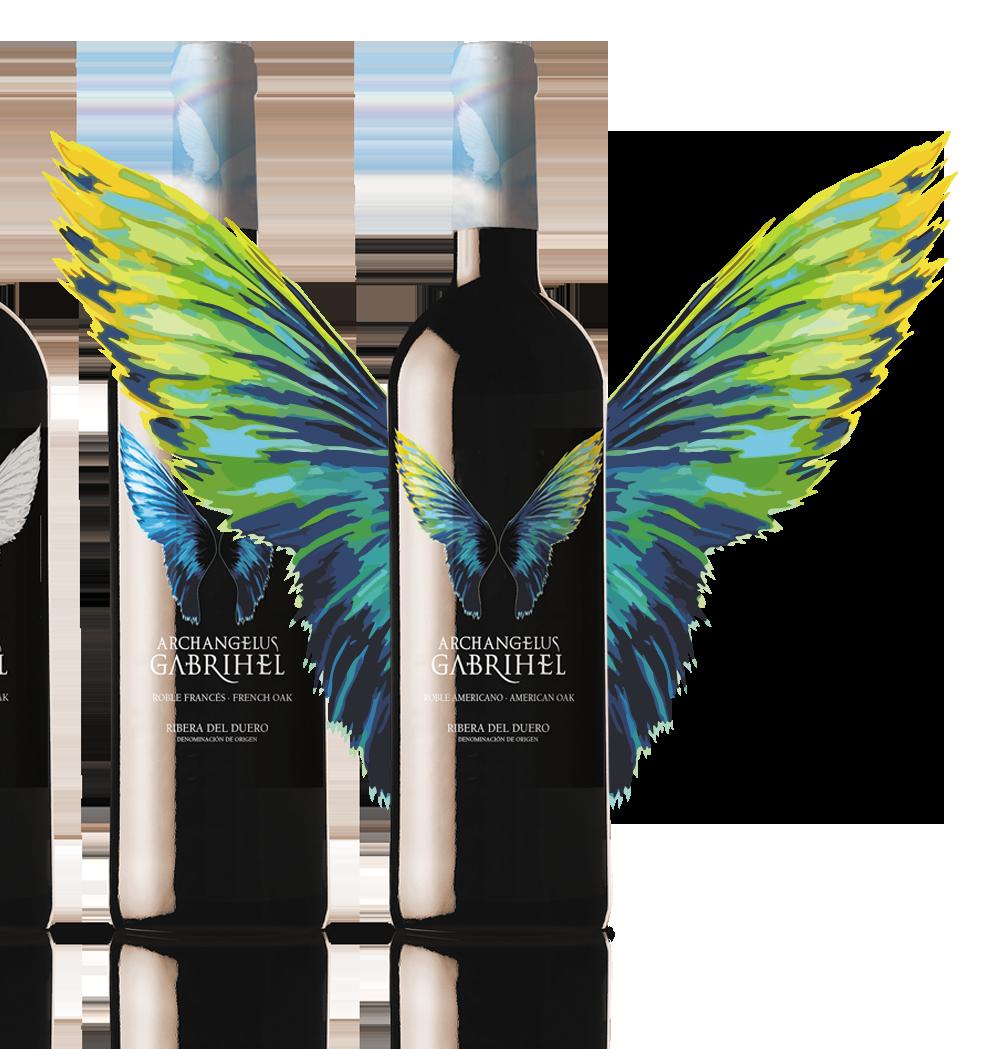 Archagelus Gabrihel vino tinto Ribera del Duero