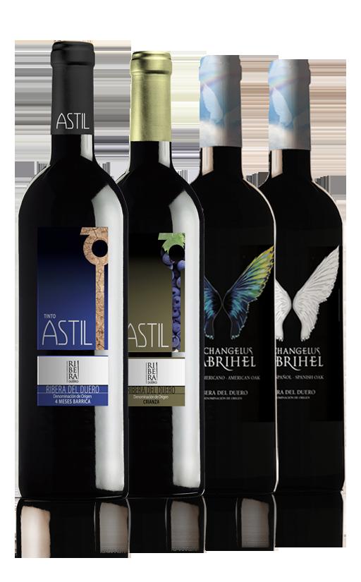 Astil seleccion de vinos