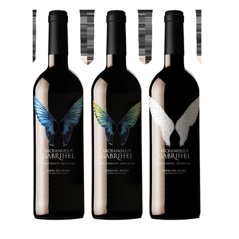 Archangelus Gabrihel the blend botellas